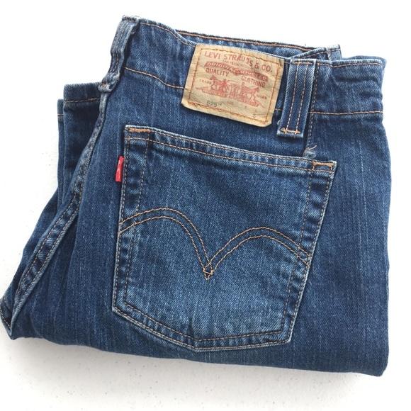 Levi's Denim - Levi's 525 Nouveau Low Boot Cut Jeans